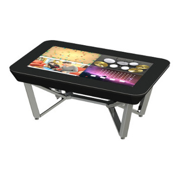 Multi Touch Coffee Tables Multi Touch Digital - Multitouch coffee table