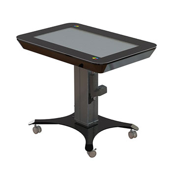 Multi Touch Engineering Table