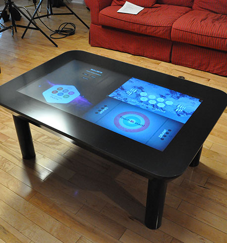 Multi Touch Coffee Tables Multi Touch Digital